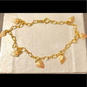 12K Solid Gold